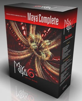 Though the box looks the same, Maya 6.5 has made various improvements over Maya 6. All images © Alias Systems Inc.