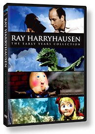 Fans are eating up the double-DVD anthology Ray Harryhausen: The Early Years Collection.