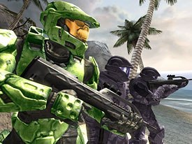 Hollywood is hoping to capitalize on the mega-success of games. Halo 2 generated $125 million in sales on its first day of availability compared to $40.4 million in opening day box office receipts for Spider-Man 2.