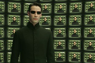 To convert a live action film like The Matrix Reloaded would be costlier and more challenging than a CGI transfer like The Polar Express.