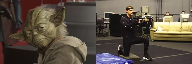 CG Yoda and MoCap advances were some of the highlights of Episode II.
