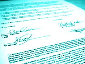 Everything in a contract is negotiable just about.