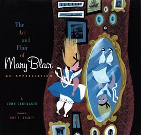 Canemaker continues to be a prolific author of animation history. Last year he published this tribute to Mary Blair.
