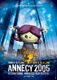 With the announcement of this years winners at Annecy, the jury seems to be saying its time for animation to stop ignoring real life. Courtesy of Annecy.