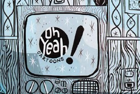 Renzetti enjoyed his time on Oh Yeah! Cartoons! It was like an animation laboratory where he could experiment with many short films. Courtesy of Nickelodeon.
