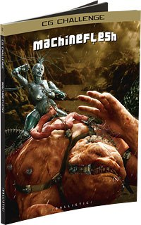 Machineflesh was the theme for the 15th CG Challenge. Contributors were asked to depict mechanically altered and enhanced organic life in a macabre mix of sci-fi and horror.
