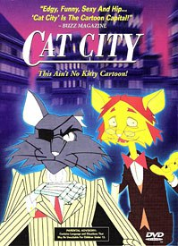 Cat City contains four-and-one-half minutes of pure brilliance. The depiction of the crime bosses is silly, comical and imaginative.