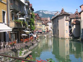 Isnt Annecy a beautiful place to spend a week watching animation? All images courtesy of Sarah Baisley.
