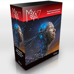 Maya 7 has arrived. All images © Alias Systems Corp.