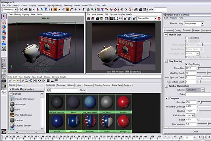When it comes to rendering software, Pixars RenderMan has been at the forefront of technology for years. © Pixar Animation Studios.