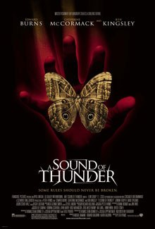 A Sound of Thunder brings Ray Bradburys butterfly effect to the big screen. All images © Warner Bros.