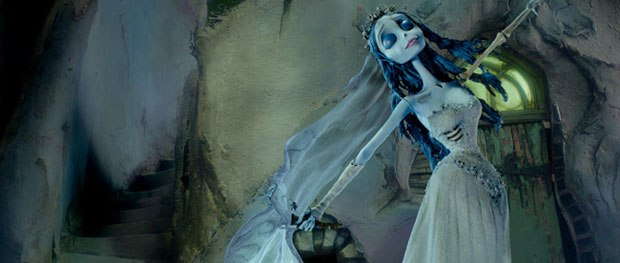 Corpse Bride Stop Motion Goes Digital Animation World Network