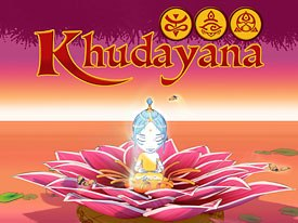 Khudayana is a beautifully animated 3D toon-shaded anime concept with a mystical Eastern theme. It was one of the top 10 shows in terms of attendance at the producers presentations. © 2005 BRB Internacional/ Screen 21.