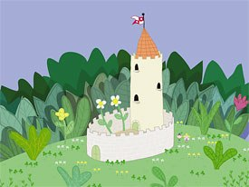 Little Kingdom is the latest series to be created by Astley Baker Davies following their huge success with Peppa Pig  which was itself launched at Cartoon Forum three years ago. © Astley Baker Davies Ltd.