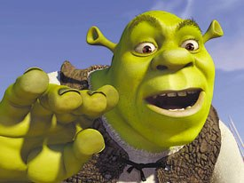 Shrek is exactly the kind of character who strays too close to the candle of reality and inevitably gets burned.