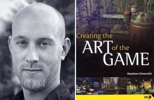 Matt Omernick of LucasArts, author of Creating the Art of the Game, values architecture in game design as an important skill set to make the worlds feel real and lived in.