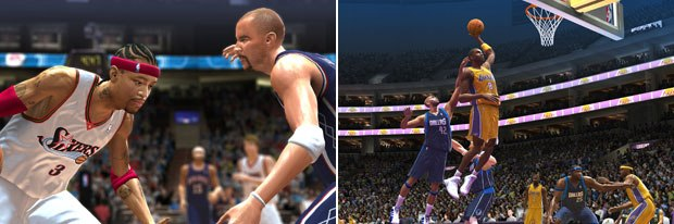 Electronic Arts will release NBA Live 06 for the Xbox 360. © 2005 Electronic Arts Inc. All rights reserved.