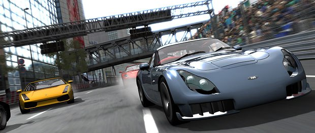 Project Gotham Racing 3 will be a Microsoft Games title for the Xbox 360. Courtesy of Bizarre Creations Ltd.