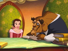 Beauty and the Beast announced that animation is now for grownups. © Disney Enterprises Inc. All rights reservered.