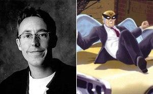 Cartoon Network's Michael Ouweleen began with a Birdman. © Cartoon Network.