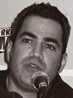 A Scanner Darkly producer Tommy Pallotta.