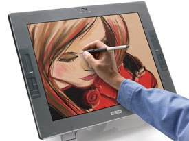 The incredibly effective Wacom Cintiq 21UX interactive pen display is helping paperless animation become a reality. All Cintiq 21UZ images courtesy of Wacom.