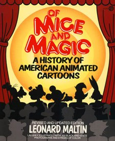 Beck befriended historian and critic Leonard Maltin and soon Beck served as research assistant to Maltin's Of Mice and Magic.