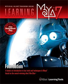 All images from Learning Maya 7 | Foundation by Marc-André Guindon and Cathy McGinnis. Reprinted with permission.