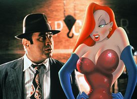 Tom Sito gave a detailed recounting of the behind-the-scenes history of Who Framed Roger Rabbit. © Buena Vista Home Ent. Inc. All rights reserved.
