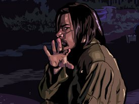 The technology enhances the viewers experience of the film and becomes part of the storytelling process. A Scanner Darkly has streams of paranoia, conspiracy and despair, all which are intensified by the rotoscoped animation.