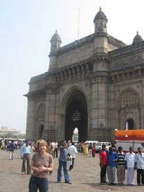 Lisa Goldman discovers the unique world of Mumbai and MIFF at the Gateway to India. All photos courtesy of Lisa Goldman.