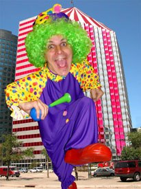 Dont clown around with the legal status of your business. All photos courtesy of Mark Simon.