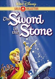 Milt Kahls character designs on Sword in the Stone influenced Smiths own designs.