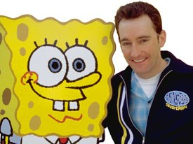 How many conversations can Tom Kenny have with himself?