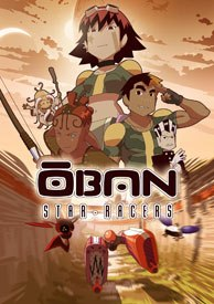 Oban Star Racers, a 2D/3D hybrid, appears on Toon Disneys Jetix block. The channel is also developing an original CG movie. © Sav! The World Productions / Jetix Europe 2005. All rights reserved.