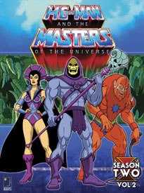 Mattel came to Scheimer with the He-Man toy and wanted him to sell it to the networks. He redeveloped the story and interested Westinghouse in the series. Seasons 1 and 2 are now available on DVD.