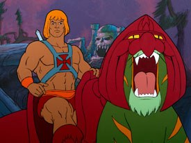 Scheimer resisted sending He-Man and She-Ra overseas for animation. For him there was no satisfaction in that; it would just be business without a heart.