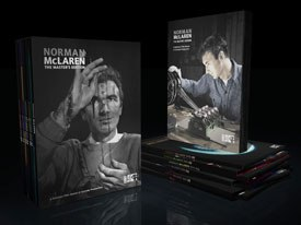 Norman McLaren: The Master's Edition -- 15 hours, 7 discs, a life's work. All images © National Film Board of Canada. All rights reserved.