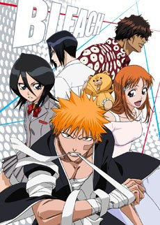 The animation, character design and music are all top notch in Bleach. © Tite Kubo/Shueisha, TV Tokyo, dentsu, Pierrot.