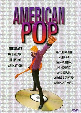 Check out American Pop to witness the sad state of animation in the eighties.