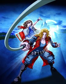 Two things differentiate Portrait of Ruin from other Castlevania titles: players can switch between characters any time and there is the ability to play online.
