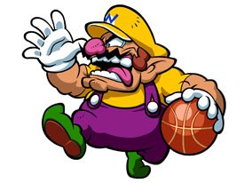 The multiplayer feature in Mario Hoops is fun and very competitive but multiplayer does not support DS download play, which means that both players each need a copy of the game to play together.