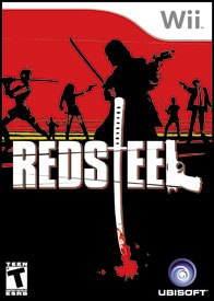 Red Steel is the first ever first-person shooter game for the Wii and the developers took advantage of the motion sensitive Wii-mote controller right off the bat. All Red Steel images © Ubisoft.