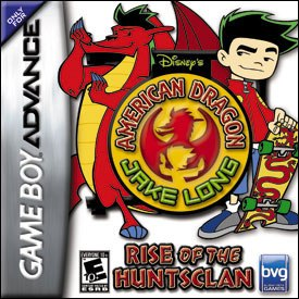 Based on the animated TV show, Disney's American Dragon: Jake Long -- Rise of the Huntsclan offers solid gameplay, attractive animation and progressive difficulty.