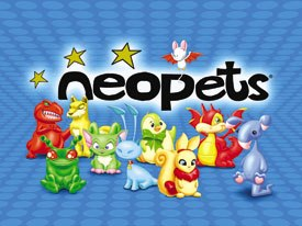 Neopets is such an established brand that the company signed a coveted deal with McDonald's that brought virtual characters to Happy Meals.