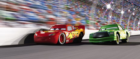 Forget mutual funds; animation is forever. Cars © Disney/Pixar. All rights reserved.