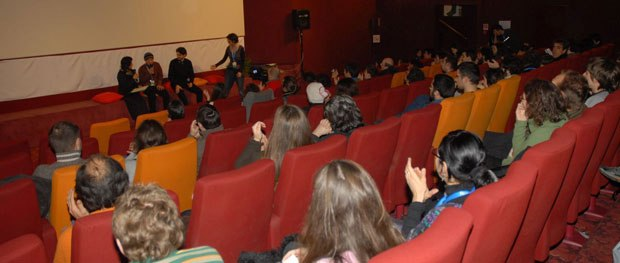 The Future Film Festival offered several opportunities to showcase animated works from China and Iran.