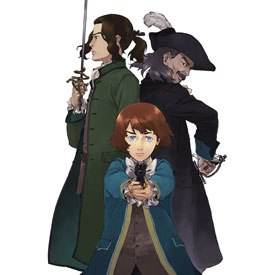 Le Chevalier D'Eon is ADV Films' flagship, setting a new standard for series anime production that few will be able to follow much less surpass. All Le Chevalier D'Eon images © TOW UBUKATA Production I.G/ Project Chevalier 2006.
