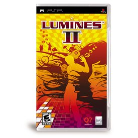 Although Lumines II offers new, beautiful visuals and the background music videos are a nice touch, this sequel doesn't add to the original Lumines.