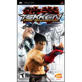 Tekken: Dark Resurrection for the PSP is an all around great PSP game, with no frame rate problems, no inaccurate button response and, best of all, almost no loading time! Courtesy of Namco Bandai.